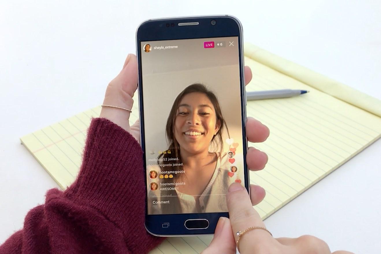 Vídeos em redes sociais