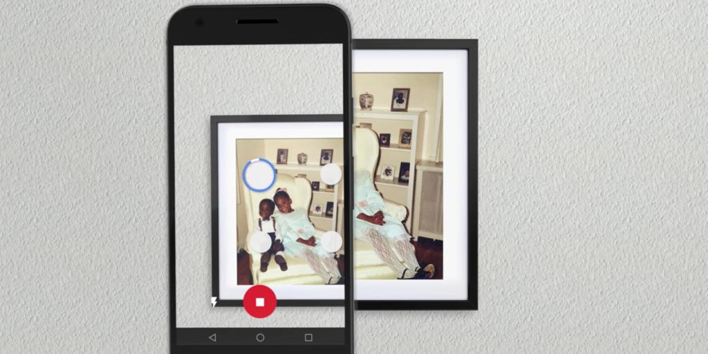 Aplicativo simula scanner com a câmera do smartphone